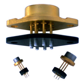 Optoelectronic & Gas Sensor Sockets